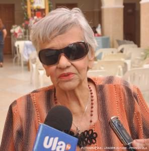 Dra. Ana Elisa Contreras. Foto de archivo de Prensa Ula.